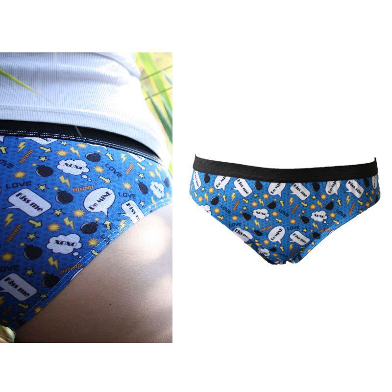 running undies