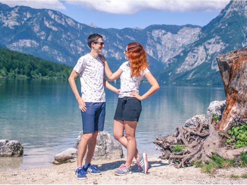 Original matching couples t-Shirts