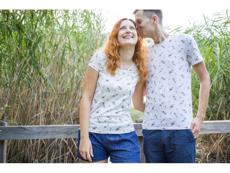 Párová trička pro zamilované