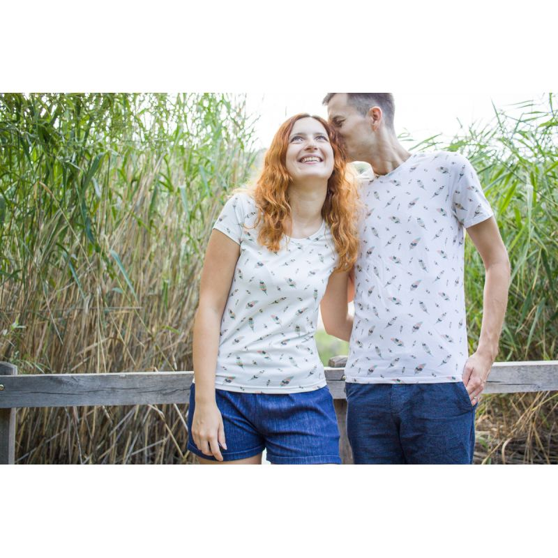 Matching Couples T-Shirts for newly weds