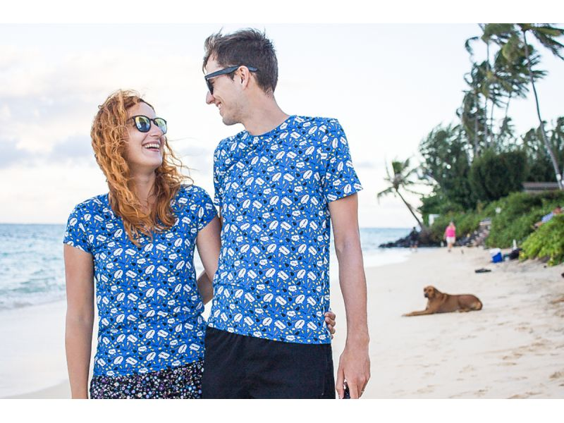 Matching tshirts for couples