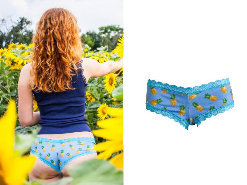 Pineapple undies