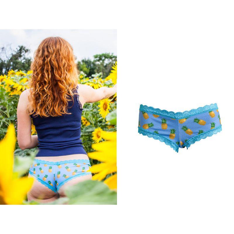 Ananasové kalhotky