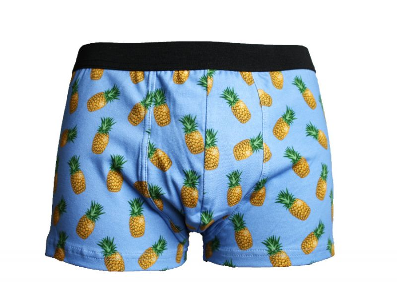 Herren boxers briefs - Ananas
