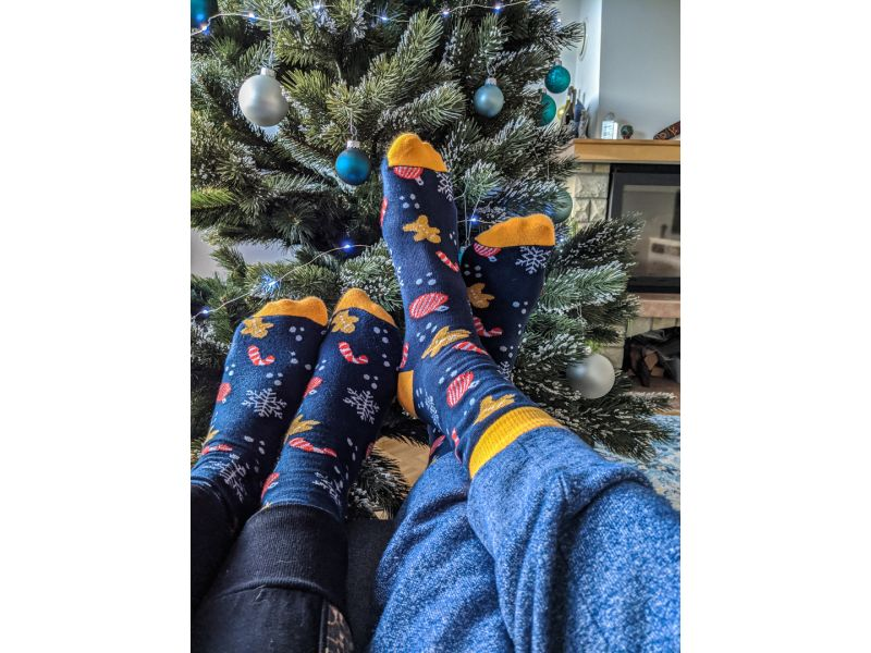 Weihnachts Socken