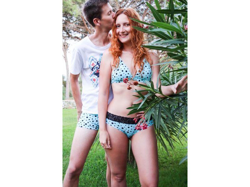 Women undies- Hipsty Mint...